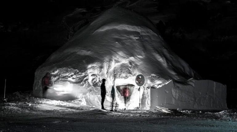 Eskimo Village, Slovenia
