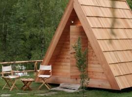 Chalet en bois Slovenie