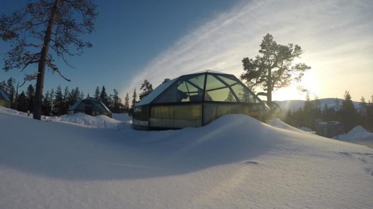 iglu Kittilä, Finland