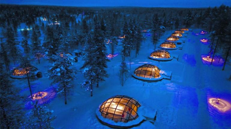 artic-resort-finlande