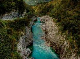Paysage de la Slovenie