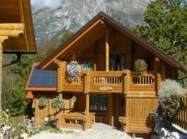chalet durable en Slovenie