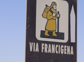 route Via Francigena