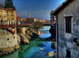 Ivrea en Italie