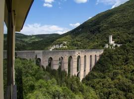 Pont des tours, Ombrie