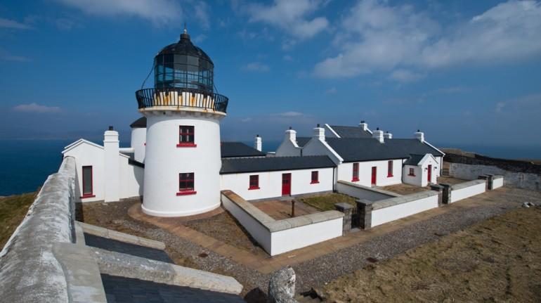 phare en irlande