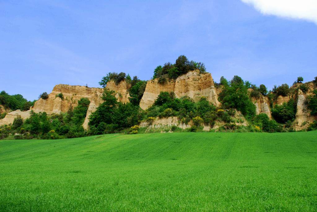 Le Balze de Valdarno, photo de Renzo Ferrante, via Flickr