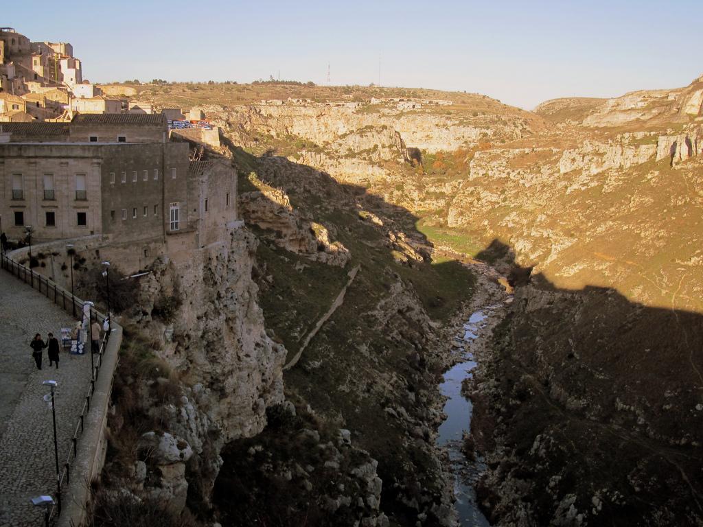 Gravine de Matera, photo de Gianluca Campanella, via Flickr
