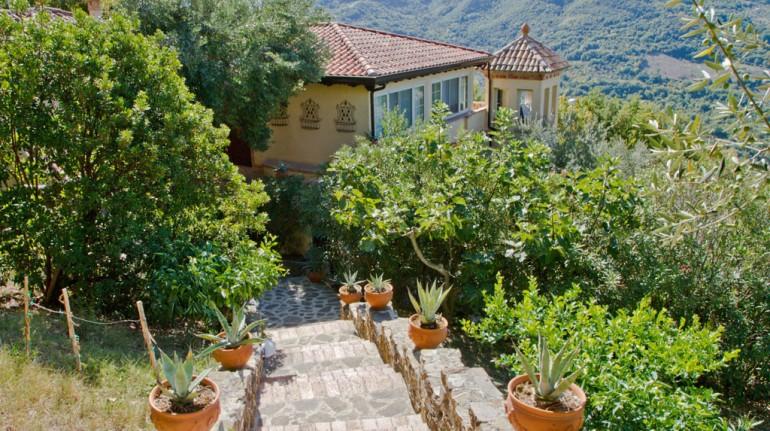 Un lieu enchanté dans le cœur du Cilento, Italie
