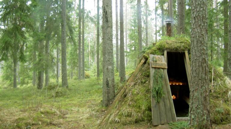Ici vous vous sentirez d'être parmi les elfes