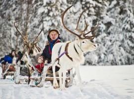 Laponie - hôtels les plus étranges du monde