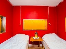 Ici vous dormez submergés - hôtels les plus étranges du monde