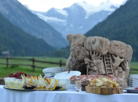 bien-être cuisine alpes