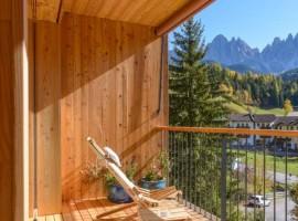 Dolomites bien-être altitude Italie
