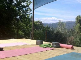 Portugal Yurt Retreat