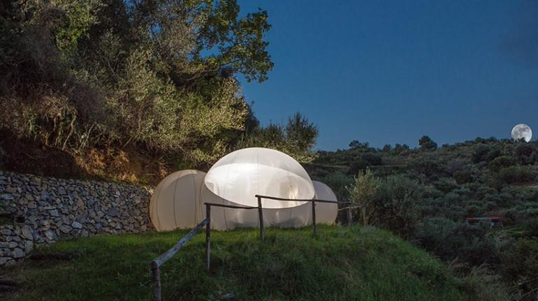 Sicile: glamping pour admirer le ciel étoilé