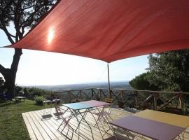 Toscane- agri glamping