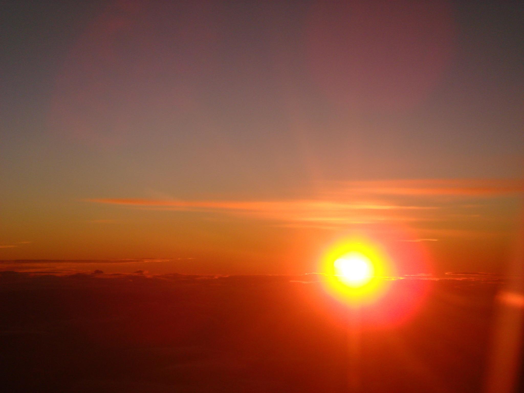 Un soleil et ses rayons, Changement climatique, réchauffement global