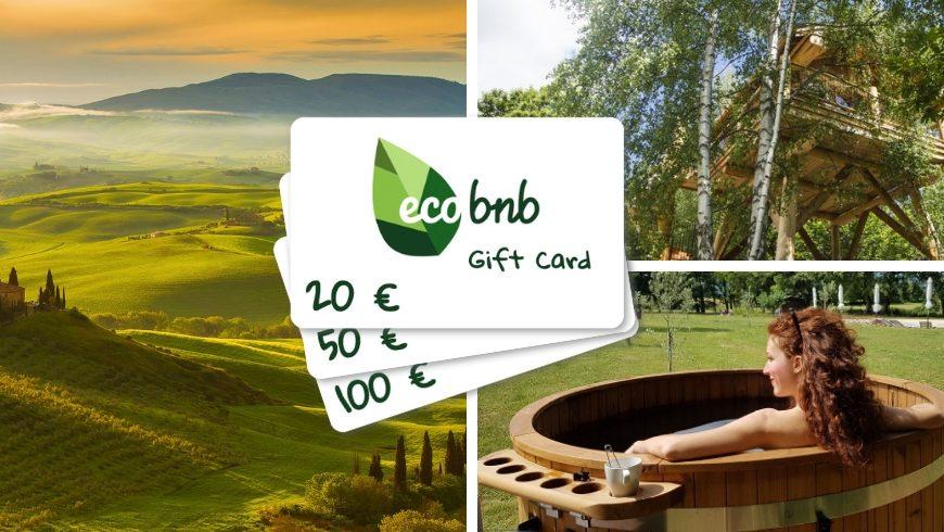 Gift Card, pour donner des expériences uniques et green