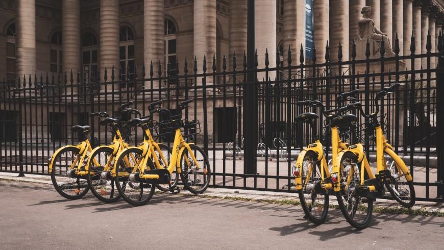 aller à vélo habitudes vertes