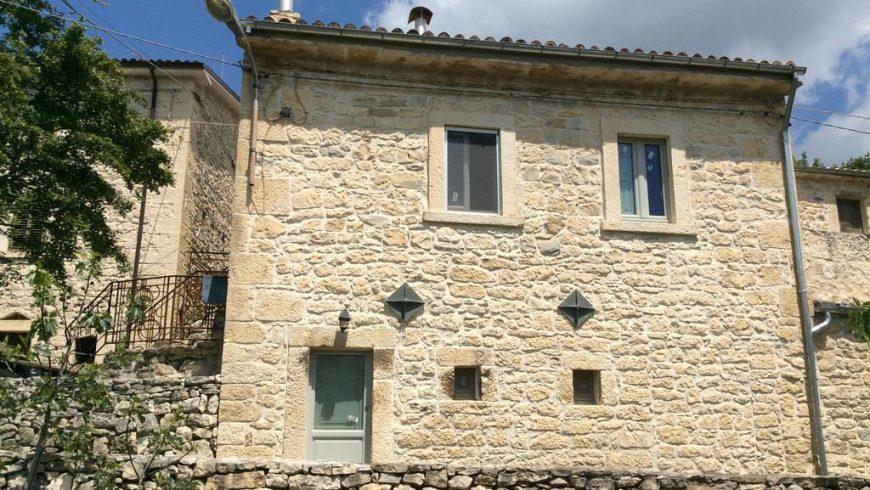 Une maison dans les Abruzzes