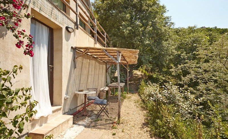 Une petite maison dans la Maremme toscane
