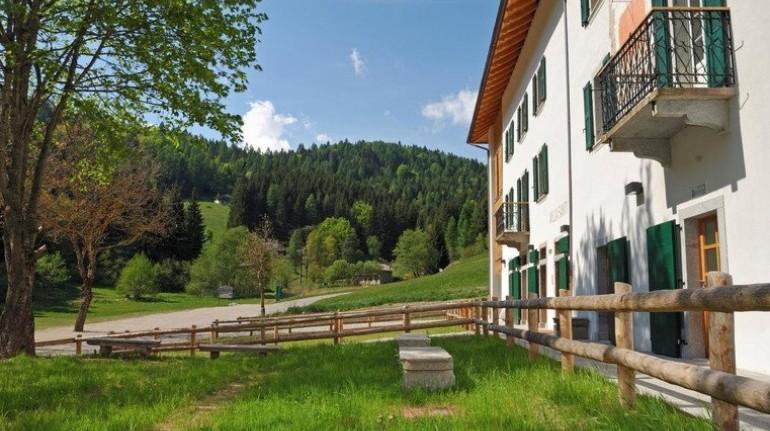 maison de vacances dans la nature