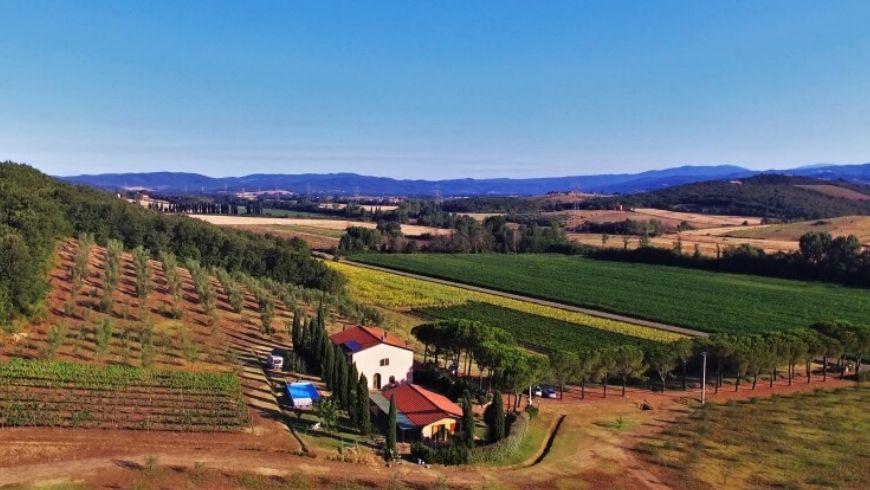 Agri-camping Il Bracconiere - Toscane