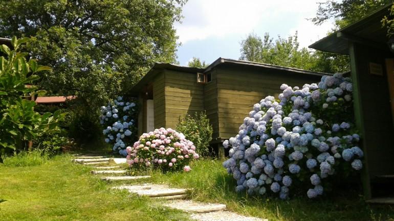 Un village écologique en Ligurie