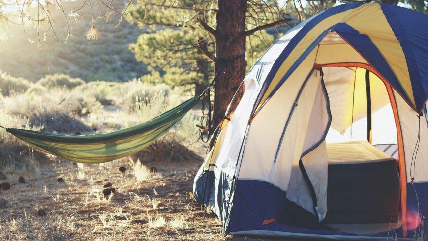 Camping tendance