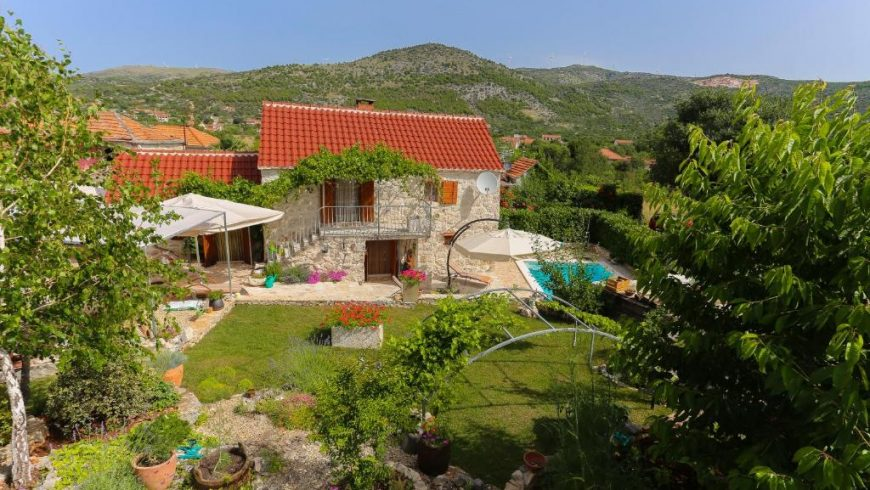 Home Sweet Home, maison de vacances durable en Croatie